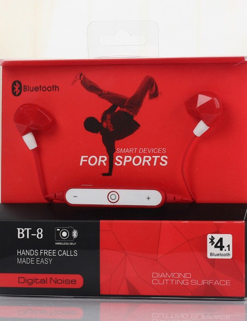 Bluetooth BT8 4