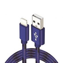 Cable Blindado Lightning