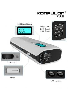 Power Bank Konfulon 15.000 MAH