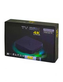 TV Box Android 4K-HD